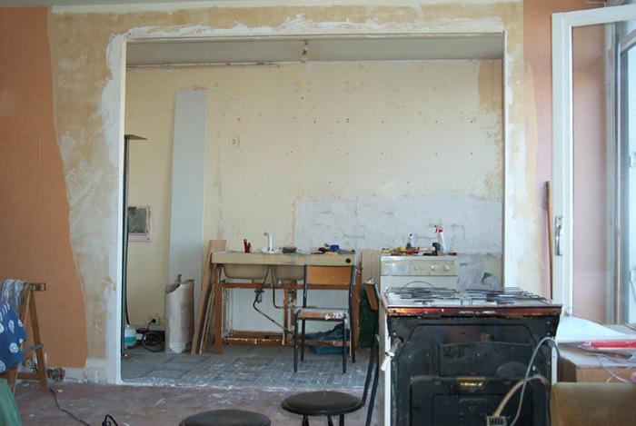 Comment refaire une cuisine rafrachir sa cuisine faible cot petite cuisine - Refaire sa cuisine a moindre cout ...